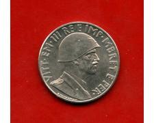 1939 - ALBANIA - 1 LEK VITTORIO EMANUELE III° - LOTTO/M30520