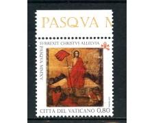 2015 - VATICANO - PASQUA - NUOVO - LOTTO/30706