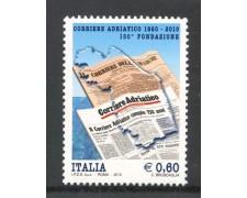 2010 - REPUBBLICA - CORRIERE ADRIATICO - NUOVO - LOTTO/30620