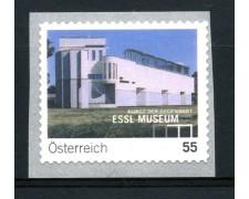 2007 - AUSTRIA - MUSEO ESSL - NUOVO - LOTTO/33366