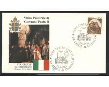 1984 - ITALIA - ROMA - VIA CRUCIS AL COLOSSEO - LOTTO/31171
