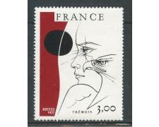 1977 - FRANCIA - ARTE  TREMOIS - NUOVO - LOTTO/FRA1950N