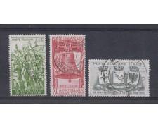 1958 - LOTTO/6340U - REPUBBLICA - ANNIV. VITTORIA USATI