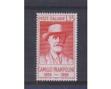 1959 - LOTTO/6350 - REPUBBLICA - CAMILLO PRAMPOLINI