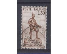 1960 - LOTTO/6361U - REPUBBLICA - VITTORIO BOTTEGO USATO