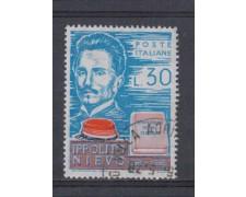 1961 - LOTTO/6387U - REPUBBLICA - IPPOLITO NIEVO USATO