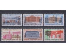 1961 - LOTTO/6389 - REPUBBLICA - UNITA' D'ITALIA 6v.