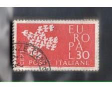 1961 - LOTTO/6396UM - REPUBBLICA - 30 LIRE EUROPA - x 100