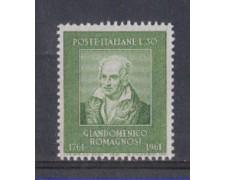 1961 - LOTTO/6397 - REPUBBLICA - G.ROMAGNOSI