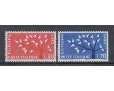 1962 - LOTTO/6404 - REPUBBLICA - EUROPA 2v.