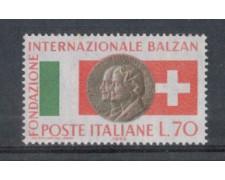 1962 - LOTTO/6405 - REPUBBLICA - PREMIO BALZAN