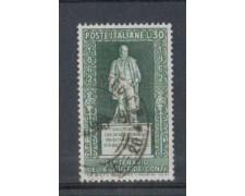 1962 - LOTTO/6409U - REPUBBLICA - CORTE DEI CONTI USATO