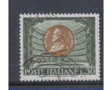 1963 - LOTTO/6420U - REPUBBLICA - GIUSEPPE VERDI USATO
