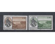 1964 - LOTTO/6434 - REPUBBLICA - PONTE VERRAZZANO 2v.