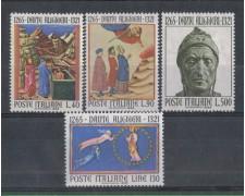 1965 - LOTTO/6442 - REPUBBLICA - DANTE ALIGHIERI