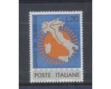 1965 - LOTTO/6445 - REPUBBLICA - GIORNATA DEL FRANCOBOLLO