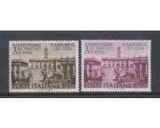 1967 - LOTTO/6462 - REPUBBLICA - TRATTATI DI ROMA
