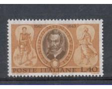 1967 - LOTTO/6465 - REPUBBLICA - CLAUDIO MONTEVERDI