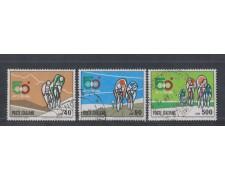 1967 - LOTTO/6466U - REPUBBLICA - 50° GIRO D'ITALIA  USATI