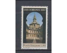 1967 - LOTTO/6471 - REPUBBLICA - FRANCESCO BORROMINI