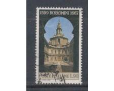 1967 - LOTTO/6471U - REPUBBLICA - F.BORROMINI USATO