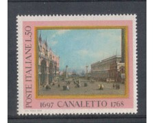 1968 - LOTTO/6508 - REPUBBLICA - IL CANALETTO