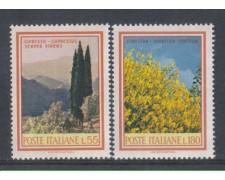 1968 - LOTTO/6514  - REPUBBLICA - FLORA III°