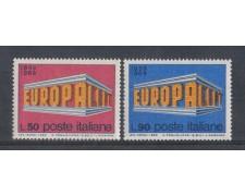 1969 - LOTTO/6517 - REPUBBLICA - EUROPA