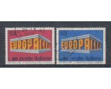 1969 - LOTTO/6517U - REPUBBLICA - EUROPA USATI