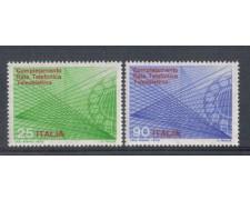1970 - LOTTO/6534 - REPUBBLICA - RETE TELEFONICA