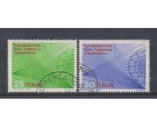 1970 - LOTTO/6534U - REPUBBLICA - RETE TELEFONICA USATI