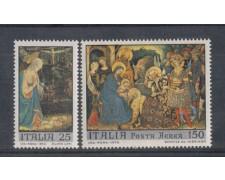1970 - LOTTO/6537  - REPUBBLICA - NATALE
