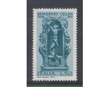 1971 - LOTTO/6540 - REPUBBLICA - B. CELLINI