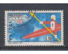 1971 - LOTTO/6545UB - REPUBBLICA - 90 L. CANOA USATO