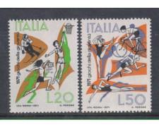 1971 - LOTTO/6546 - REPUBBLICA - GIOCHI GIOVENTU'
