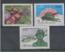 1972 - LOTTO/6558 - REPUBBLICA - CORPO ALPINI