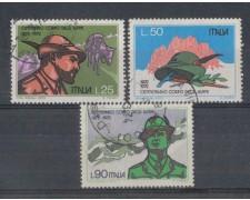 1972 - LOTTO/6558U - REPUBBLICA - CORPO ALPINI USATI