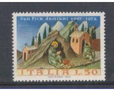 1972 - LOTTO/6562  - REPUBBLICA - S.PIER DAMIANI