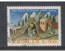 1972 - LOTTO/6562U - REPUBBLICA - S.PIER DAMIANI USATO
