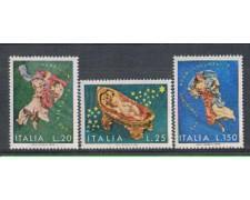 1972 - LOTTO/6565 - REPUBBLICA - NATALE