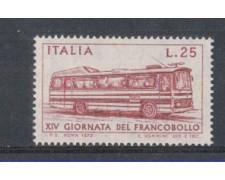 1972 - LOTTO/6566 - REPUBBLICA - GIORNATA FRANCOBOLLO
