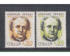 1972 - LOTTO/6568 - REPUBBLICA - LORENZO PEROSI