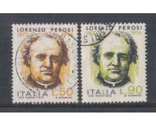 1972 - LOTTO/6568U - REPUBBLICA - LORENZO PEROSI USATI
