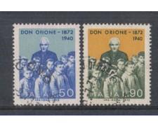 1972 - LOTTO/6569U - REPUBBLICA - DON ORIONE USATI