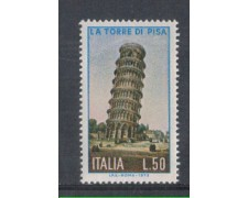 1973 - LOTTO/6587 - REPUBBLICA - TORRE DI PISA