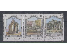 1973 - LOTTO/6589 - REPUBBLICA - FONTANE 1° SERIE