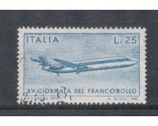1973 - LOTTO/6592U - REPUBBLICA - G.FRANCOBOLLO USATO