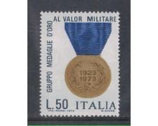 1973 - LOTTO/6593 - REPUBBLICA - MEDAGLIE AL VALORE