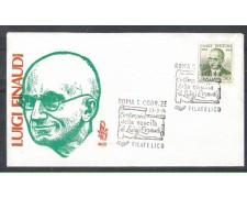 1974 - LOTTO/6597ZA - REPUBBLICA - LUIGI EINAUDI - FDC