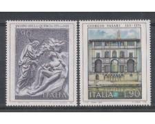 1974 - LOTTO/6618 - REPUBBLICA - ARTE ITALIANA I°